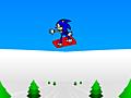 Sonic 3D Snowboarding