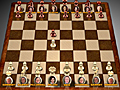 Шахматы Обама