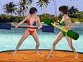 Пляжный бой