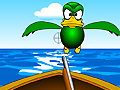 Охота с лодки