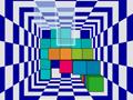 3D Tetris