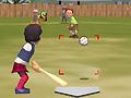 Бейсбол на заднем дворе