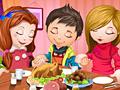 Дети в день благодарения