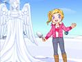 Милый снежный ангел