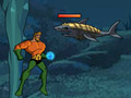 Аквамен защищает Атлантиду