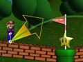 Мини гольф Марио