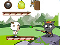 Приключение козы