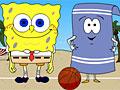 Спанч Боб: пляжный волейбол