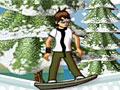 Бен 10. Сноубординг