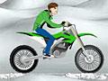 Бен 10. Окончательный мотокрос