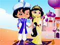 Свадьба Алладина и Жасмин