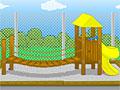 Сбежать с детской площадки