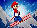 Марио на лыжах 2