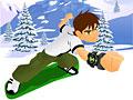 Сноуборд Бена 10