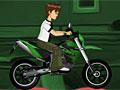 Бен 10. Поездка на мотоцикле