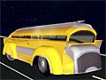 Старая гонка на школьных автобусах