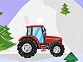 Рождественская гонка на тракторах