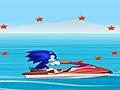 Водный скутер Соника 2