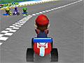 Марио и картинг