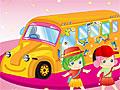 Дизайн школьного автобуса