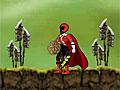Сила борца на земле монстров
