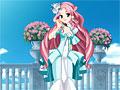 Цветочная принцесса аниме