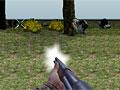3Д стрелок индеек