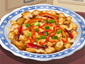 Сара готовит курицу по-китайски