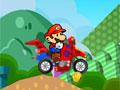 Конкуренция квадроцикла Марио