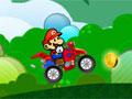Турбо квадроцикл Марио