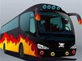 Туристический автобус рок-звезд