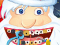 У Деда Мороза болят зубы