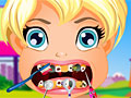 Патрисия у стоматолога