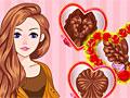 Прически на день Валентина