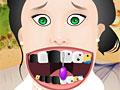 Тяжелая работа дантиста