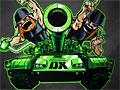 Военный танк-разрушитель