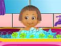 Время купать малышку Дейзи