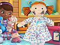 Плюшева - кукольный доктор