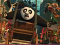 Панда Кунг-фу - скрытый алфавит