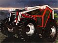 Испытание трактора