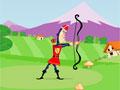 Средневековый гольф