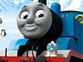 Томас на Южном полюсе