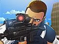 Полицейское обучение снайпера