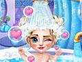 Ванна для малышки Эльзы