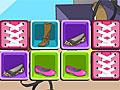 Обувь - игра на память