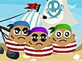 Выстрел Поу в пиратов