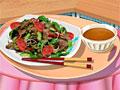 Кухня Сары: тайский салат с говядиной