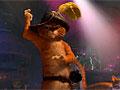 Танцевальный батл кота в сапогах 3Д