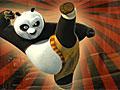 Панда Кунг-фу - область пламенной опасности