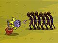 Фруктовая защита от зомби